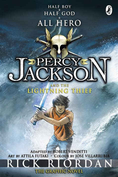 percy jackson and the lightning thief book report the lightning thief book quotes quotesgram