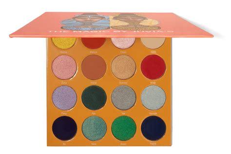 Eyeshadow Juvia S Place the magic mini palette juvia s place