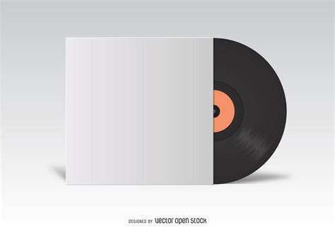 7 inch vinyl template gallery templates design ideas
