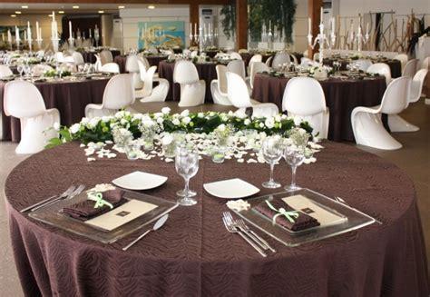 tavoli per matrimoni mise en place tavoli rotondi quadrati o rettangolari