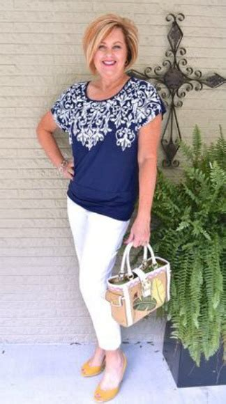 cute summer outfits for 50 year old women moda trajes para mulheres maduras 50 e mais