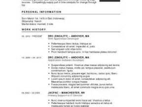 resume builder website resume builder website