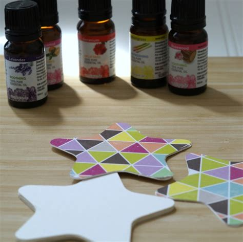 how to make diy essential air fresheners