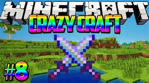 The ultimate sword quot crazy craft minecraft modded survival 8 w