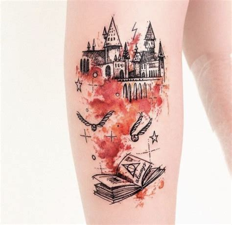 harry potter tattoos tumblr harry potter