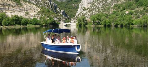 electric boat verdon canoeing and water sports and other outdoor activities in