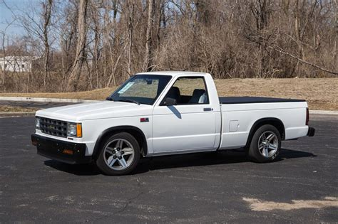 Rugged Tonneau 1985 Chevrolet S10 Fast Lane Classic Cars