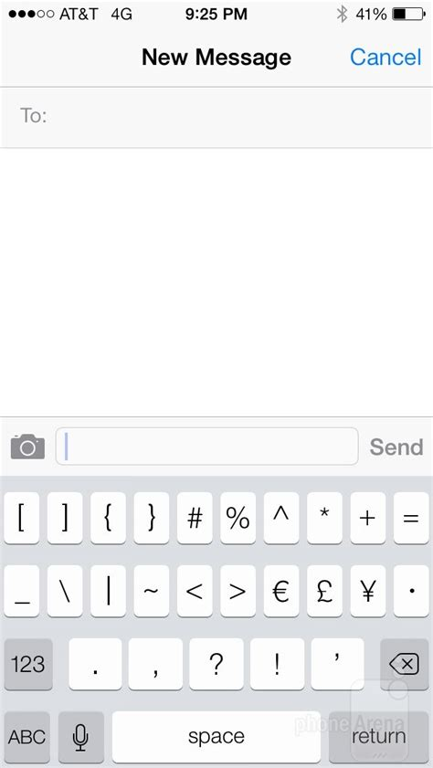 layout keyboard iphone apple iphone 5s vs samsung galaxy s4 interface and