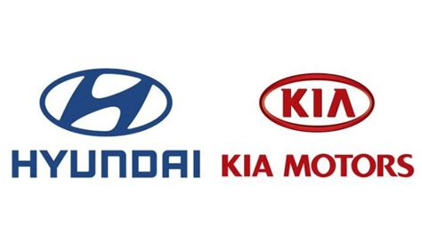 hyundai kia logo hyundai kia the first automakers to include android