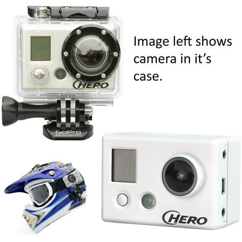 Gopro Hd 1080p 233 ras mont 233 es sur casque gopro hd 1080p helmet