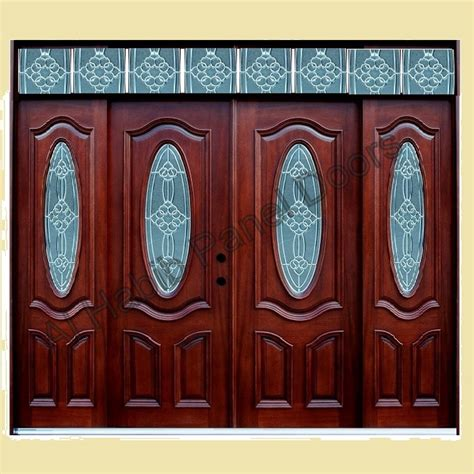 home design story move door 4 door leafs 2 fixed 2 moving hpd422 glass panel doors