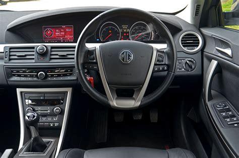 mg gt diesel review testdriven