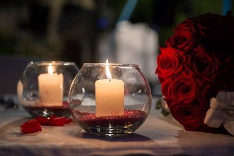 idee per candele 99 idee originali per centrotavola di matrimonio a cui