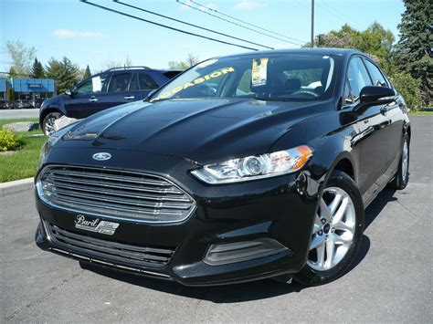 Ford Fusion Se Sport by Ford Fusion Sport Se 2013 19228 Hyacinthe