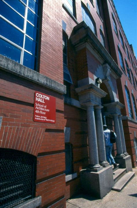 Njit New Jersey Dept Of Mba by Buildings Information Services And Technology