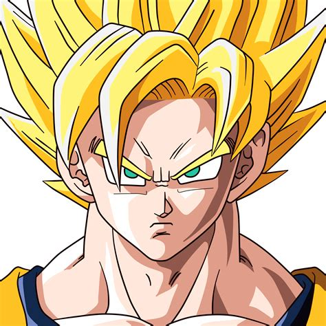 Saiyan Goku goku saiyan by jeffthesupersaiyan on deviantart