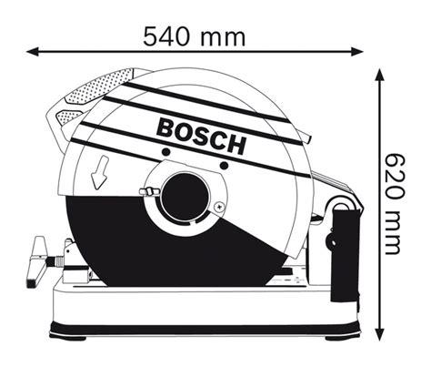 Cut Bosch Gco 2000 14 0 gco 2000 professional brusilica za rezanje metala bosch