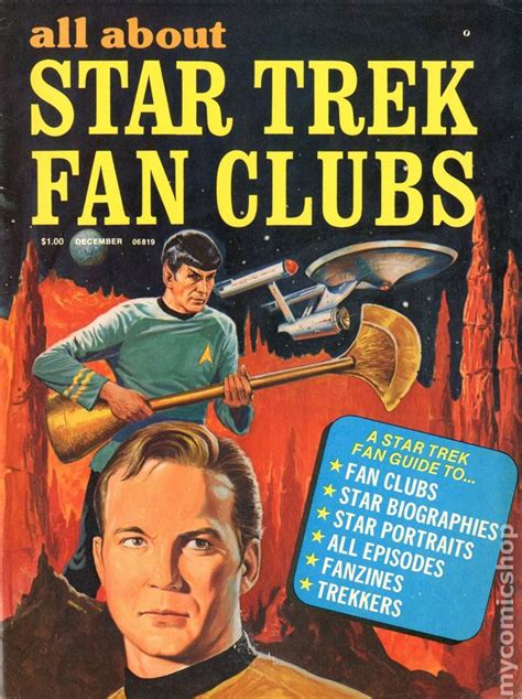 Comic Books In Star Trek