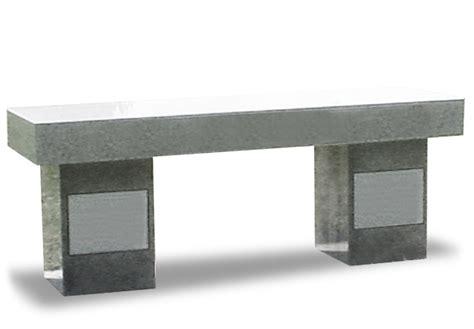 companion bench memorial granite benches quotes