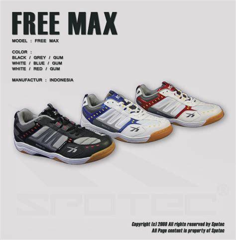 Sepatu Badminton 46 spotec shoes sepatumania s