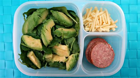 Diet Meal Box 7 day keto diet meal plan for weight loss ketogenic foods
