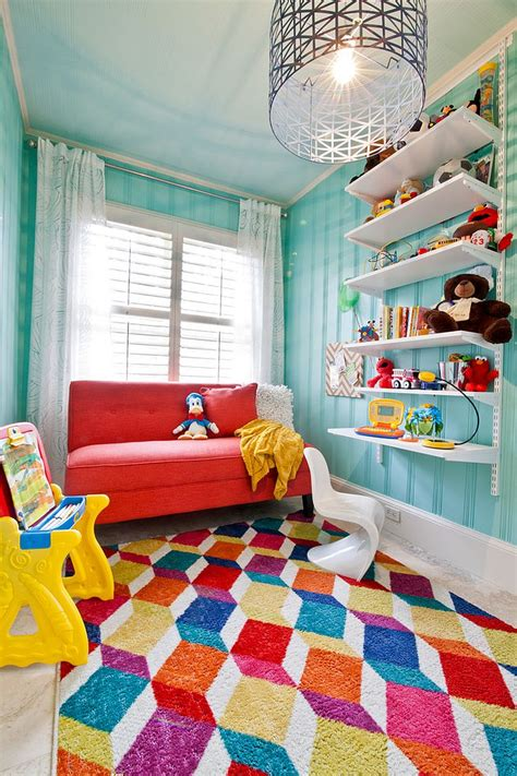 kid room rugs colorful zest 25 eye catching rug ideas for rooms