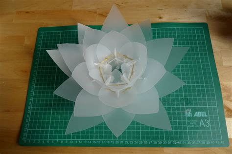 How To Make Paper Lshade - the diy artichoke l 4 steps with pictures