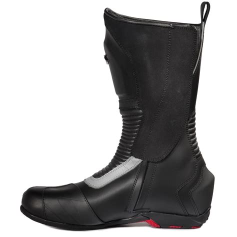 bike motorcycle boots spyke road runner wp waterproof motorcycle boots touring