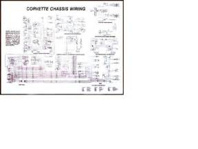 1975 corvette diagram electrical wiring davies corvette parts accessories