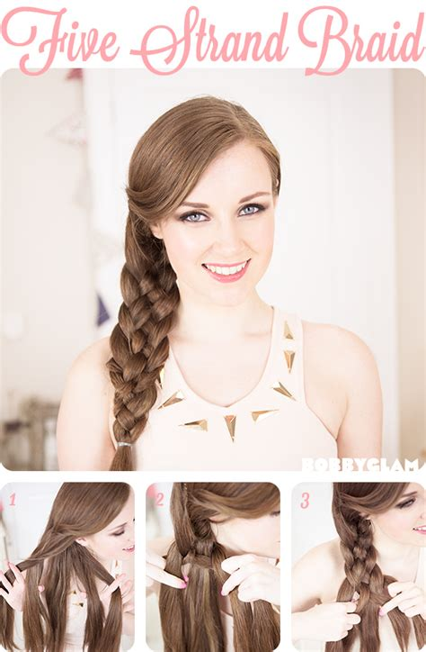 Braided Hairstyles For Hair Tutorials by 20 Most Beautiful Braided Hairstyle Tutorials For 2014
