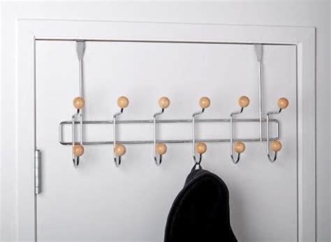 Closet Door Hooks with The Door Closet Storage Hooks For 10