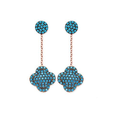 Clover Earring clover earrings clover earring silver clover earrin gold