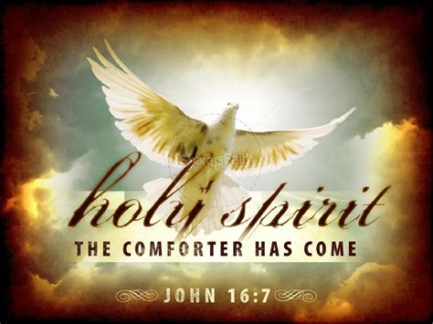 the comforter has come the comforter has come church powerpoint pentecost