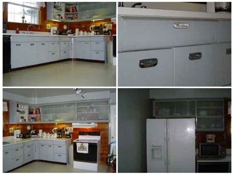 Metal Kitchen Cabinets For Sale by Beautiful Set Of Morton Metal Kitchen Cabinets For Sale In