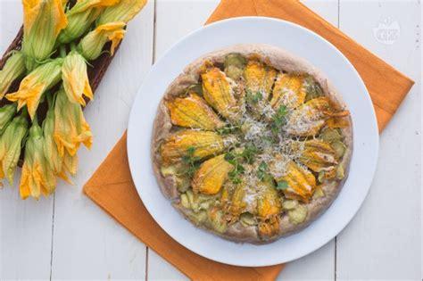 ricetta con fiori di zucca ripieni ricetta tatin di fiori di zucca ripieni la ricetta di