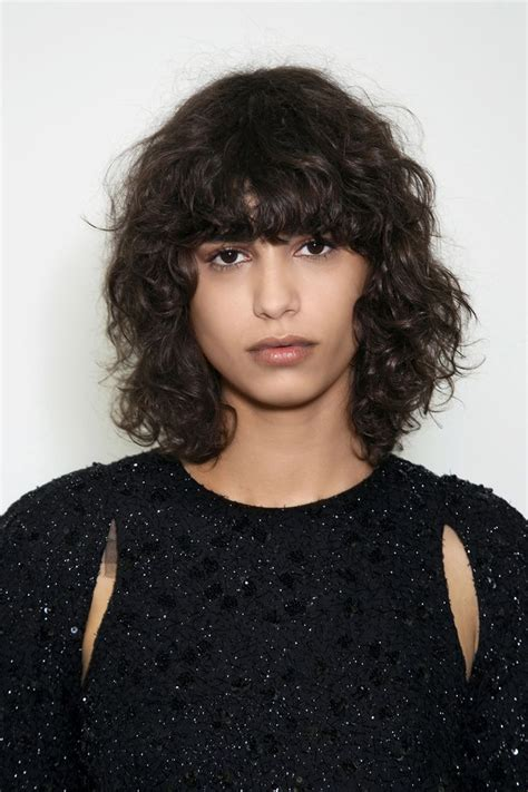 perms with fringes best 25 curly bangs ideas on pinterest curly hair