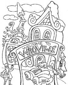 dr suess coloring pages dr seuss grinch coloring pages in