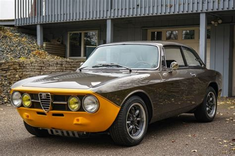 1969 Alfa Romeo Gtv by 1969 Alfa Romeo Gtv For Sale On Bat Auctions Sold For