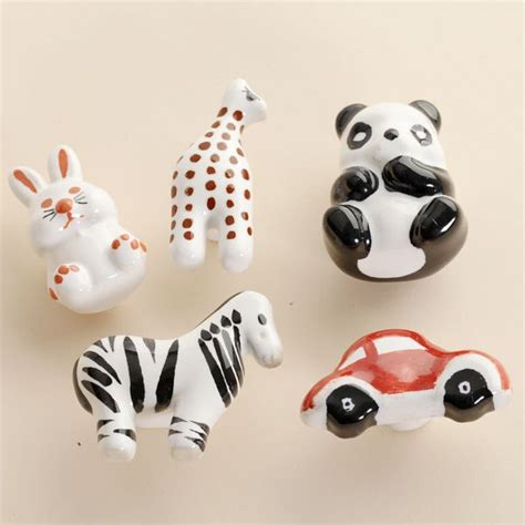 Animal Drawer Knobs by Colorful Drawer Knob Handle Animal Style Knobs Dresser Knob