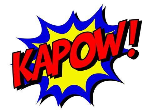kapow poetry comix books ilustraci 243 n gratis kapow comic comic book lucha