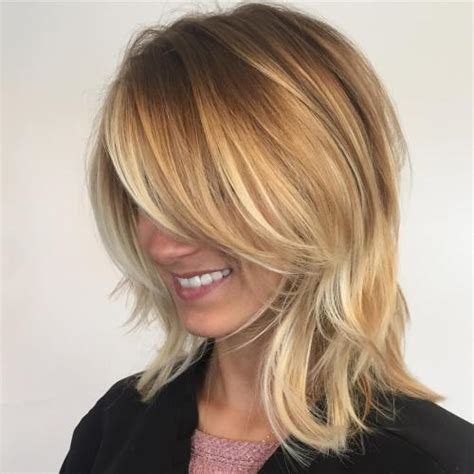 hairstyles for medium length hair with layers 70 brightest medium length layered haircuts and hairstyles