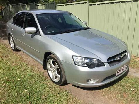 subaru sedan 2004 2004 subaru liberty sedan silver 1 used vehicle sales
