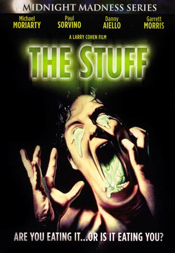 the stuff the stuff 1985 review horrorphilia