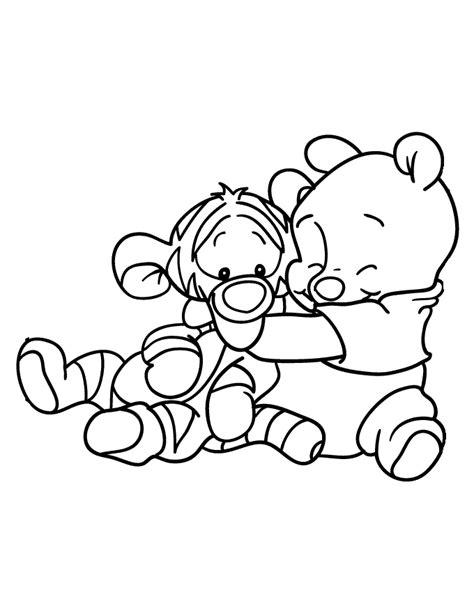 disney coloring pages babies desenhos para colorir disney baby