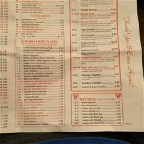 ming garden restaurant new year menu ming garden 17 reviews 4311 n chouteau trfy