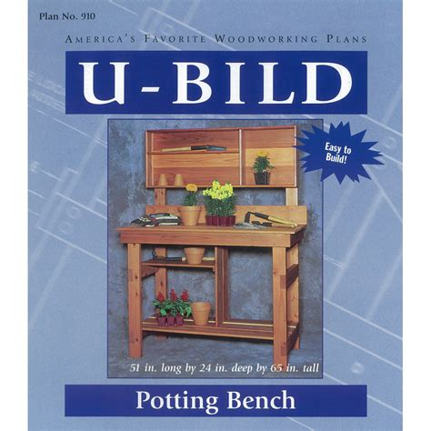 potting bench woodworking plans shop u bild potting bench woodworking plan at lowes com