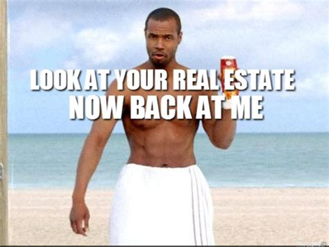 Old Spice Meme - getting paid in real estate elizabeth gatlin
