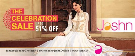 Sle Sale Do You Lulu Second City Style Fashion by Celebration Sale From Jashn The Ethnic Fashion Brand