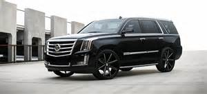 Customized Cadillac Escalade Customized 2015 Cadillac Escalade Exclusive Motoring