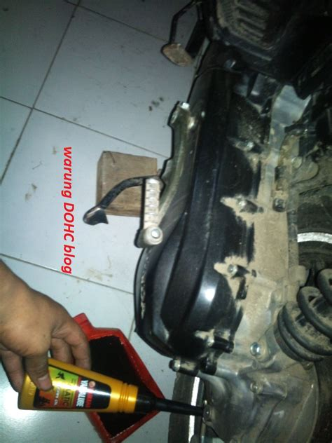 Oli Buat Motor Matic Isi Oli Gear Box Matic Honda